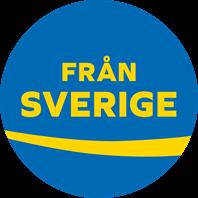 Från Sverige-symbol.